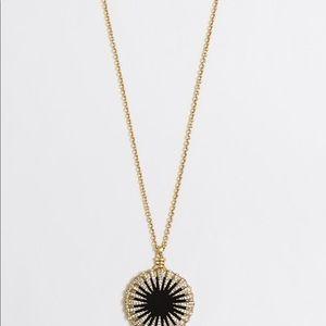 JCrew Medallion Pendant Necklace